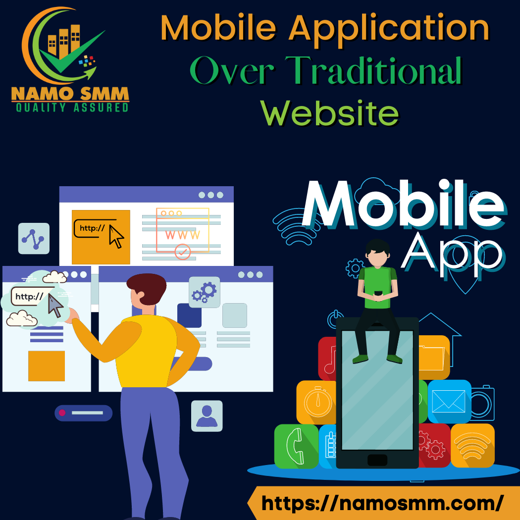 Advantages of Mobile Application